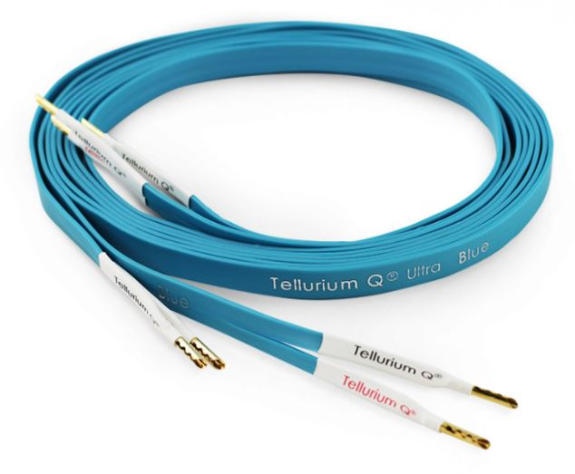 Ultra Blue Speaker Cable